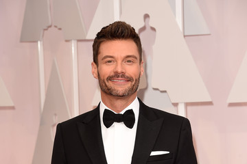 Ryan Seacrest Arrivals at the 87th Annual Academy Awards — Part 3