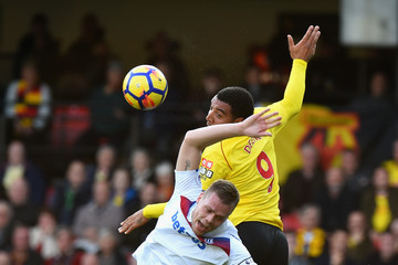 Ryan Shawcross Watford v Stoke City - Premier League