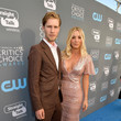 Ryan Sweeting The 23rd Annual Critics' Choice Awards - Red Carpet