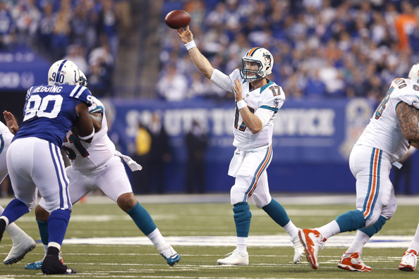 Dolphins at Colts: Who Has the Edge?