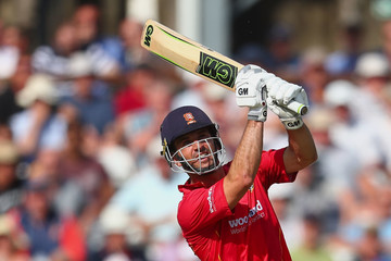 Ryan Ten Doeschate Essex v Nottinghamshire - Royal London One-Day Cup Semi Final