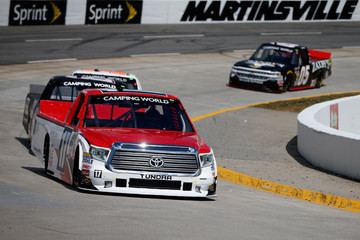 Ryan Truex NASCAR Camping World Truck Series Alpha Energy Solutions 250