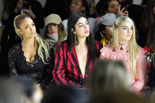 Dan Liu - Front Row - February 2018 - New York Fashion Week: The Shows
