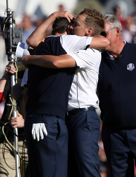medinah singles We look back at the 2012 ryder cup, dubbed the miracle at medinah, and speak to victorious captain jose maria olazabal keep up to date with the ryder cup.