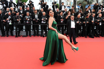 Rym Eltaief 'Burning (Beoning)' Red Carpet Arrivals - The 71st Annual Cannes Film Festival