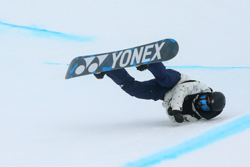 Ryo Aono Winter Games NZ - FIS Snowboard World Cup Halfpipe - Finals