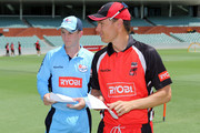 Johan Botha and Peter Nevill Photos Photo