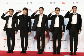 Ryu Seung-Yong 24th Busan International Film Festival - Opening Ceremony