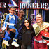 Becky G RJ Cyler Photos - SABAN'S POWER RANGERS stars  RJ Cyler and Becky G attend a fan event at Y100 on March 6, 2017 in Miramar, Florida. - 'Power Rangers' Star Becky G and RJ Cyler Attend a Fan Event at Y100