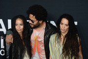 Zoe Kravitz and Lenny Kravitz Photos Photo