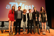 SCAD Presents aTVfest 2016 - Icon Award & Spotlight Cast Award Presentations