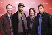 RZA and Scott Rosenbaum Photos Photo