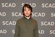 """Actor Vincent Piazza attends the """"The Passage"""" press junket during SCAD aTVfest 2019 at Four Seasons Hotel on February 8, 2019 in Atlanta, Georgia."""