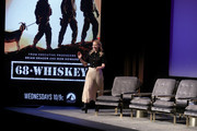 """Beth Riesgraf attends the SCAD aTVfest 2020 - """"68 Whiskey"""" Press Junket on February 28, 2020 in Atlanta, Georgia."""