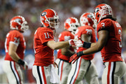 Aaron Murray and Todd Gurley Photos Photo