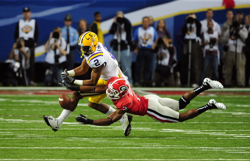 How to watch LSU-Georgia football: What is the game time ...