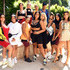 Elizabeth Woods Yris Palmer Photos - (Top L-R) Victoria Villarroel, Lexy Jay, Amber Asaly, Sami Miro (Bottom L-R) Hrush Achemyan, Jodie Woods, Elizabeth Woods, Jordyn Woods, Kylie Jenner, Yris Palmer, Draya Michele, and Chantel Jeffries attend the launch event of the activewear label SECNDNTURE by Jordyn Woods at a private residence on August 29, 2018 in West Hollywood, California. SECNDNTURE by Jordyn Woods will be available August 30th on secndnture.com. - SECNDNTURE By Jordyn Woods Launch Event