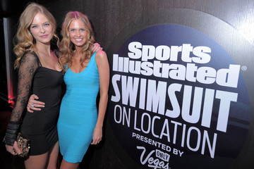 Kathy Leutner SI Swimsuit On Location Hosted By LAX Nightclub