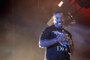 Timbaland performs onstage at SOMETHING IN THE WATER - Day 2 on April 27, 2019 in Virginia Beach City.