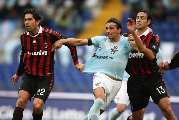 Off form and without Ronaldinho, Pirlo or Pato, AC Milan face a resurgent Lazio