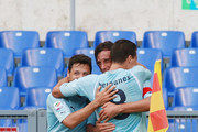 Hernanes and Mauro Matias Zarate Photos Photo
