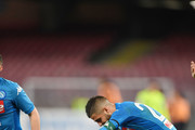 Lorenzo Insigne Mario Rui Photos Photo