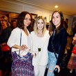 Sabrina Rudolph Dame Sustainable Contemporary Clothing Line Launch Event