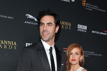 Sacha Baron Cohen Stars at the BAFTA LA Britannia Awards — Part 3