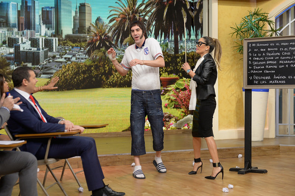Celebrities Appear on the Set of Univision's 'Despierta America' - March 7, 2015