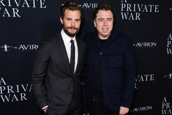 Aviron Pictures' Los Angeles Premiere Of 'A Private War' - Arrivals