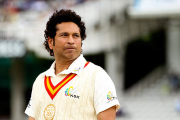 Sachin Tendulkar MCC v Rest of the World