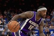 Ty Lawson #10 of the Sacramento Kings drives to the basket during the game against the Orlando Magic at Amway Center on November 3, 2016 in Orlando, Florida.  NOTE TO USER: User expressly acknowledges and agrees that, by downloading and or using this photograph, User is consenting to the terms and conditions of the Getty Images License Agreement.