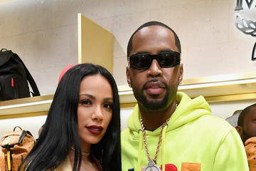 Safaree Samuels Social Ready Content: Super Bowl LIII Parties And Entertainment