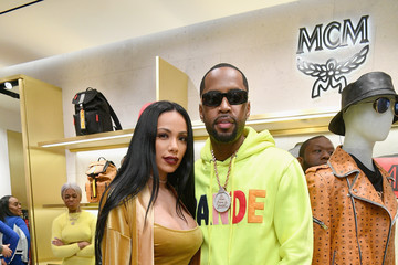 Safaree Samuels MCM x Super Bowl LIII
