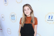 Actor Jessi Case attends Safe Kids Day 2017 at Smashbox Studios on April 23, 2017 in Culver City, California.