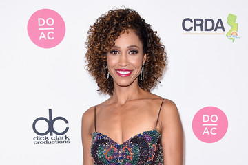 Sage Steele 2018 Miss America Competition - Red Carpet