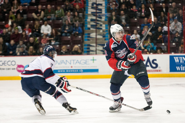 Saginaw Spirit v Windsor Spitfires