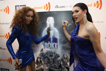 Sahara Davenport 22nd Annual GLAAD Media Awards Presented by ROKK Vodka - ROKK Vodka Images