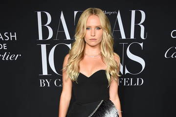 Sailor Lee Brinkley Cook Harper's BAZAAR Celebrates 'ICONS By Carine Roitfeld'  - Arrivals