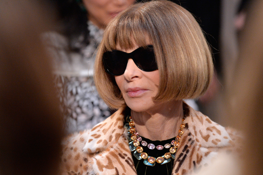 Anna wintour biography