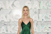 Daphne Groeneveld attends as Saks celebrates new main floor with Lupita Nyong'o, Carine Roitfeld and Musical performance by Halsey on February 7, 2019 at Saks Fifth Avenue in New York City.