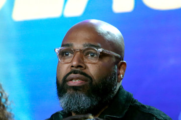Salim Akil 2018 Winter TCA Tour - Day 4