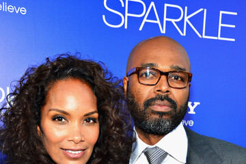 "Salim Akil Premiere Of Tri-Star Pictures' ""Sparkle"" - Red Carpet"