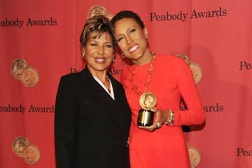 Sally-Ann Roberts Arrivals at the George Foster Peabody Awards