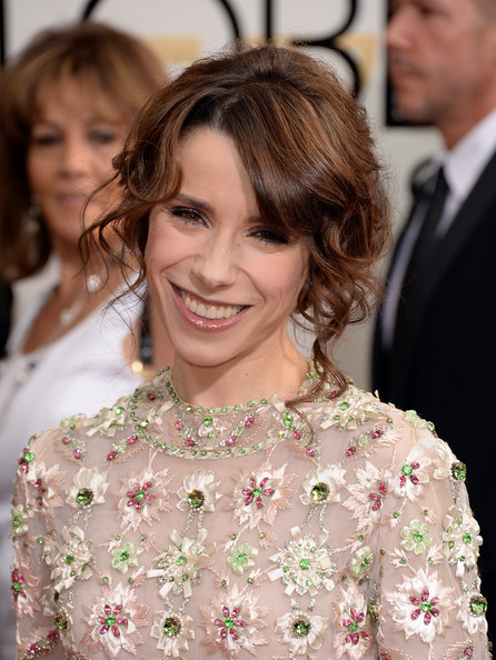 Sally Hawkins - 71st Annual Golden Globe Awards - Arrivals