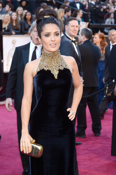 Salma Hayek - 85th Annual Academy Awards - Arrivals