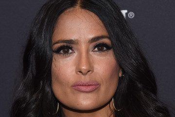 Salma Hayek Hollywood Foreign Press Association and InStyle Celebrate the 75th Anniversary of the Golden Globe Awards - Arrivals