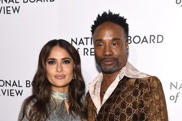 Salma Hayek The National Board Of Review Annual Awards Gala - Arrivals