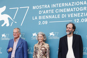 Luca Guadagnino and Giovanna Ferragamo Photos Photo