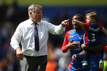 Sam Allardyce Crystal Palace v Hull City - Premier League